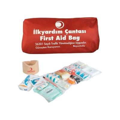 İlk Yardım Çantası DS Sağlık Standart
