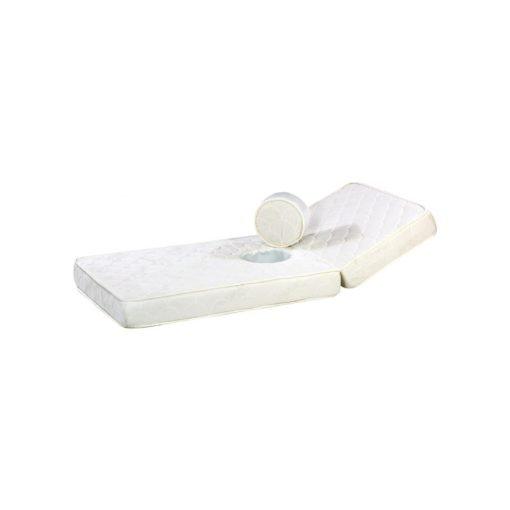 Lazımlıklı 2 Parçalı Sünger Hasta Yatağı Turmed TM-D 4042
