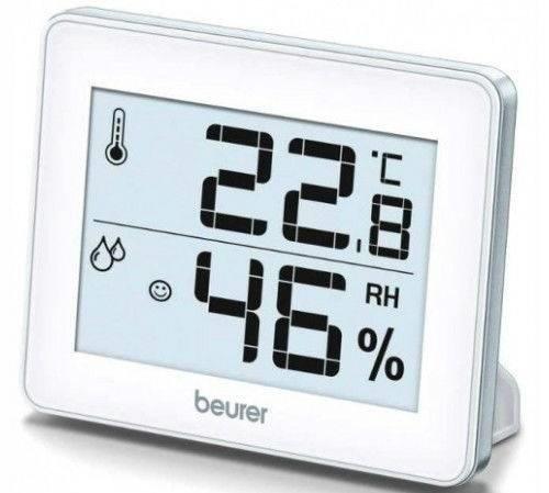 Nem-Sıcaklık Ölçer (Termo-Higrometre) Beurer HM 16