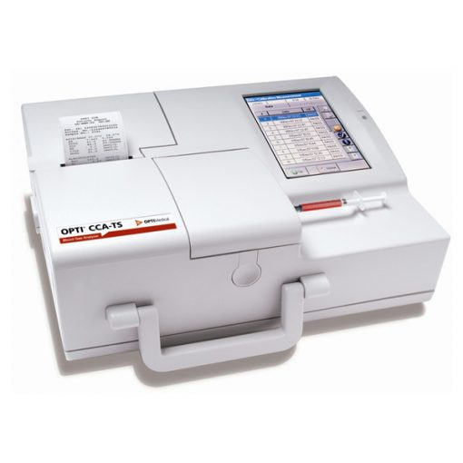 Portatif Kan Gazı Analizörü Opti CCA-TS