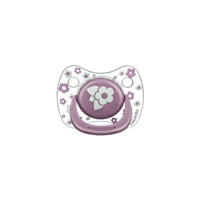 Silikon Emzik Bebedor Tritan Crystal 172 Lila