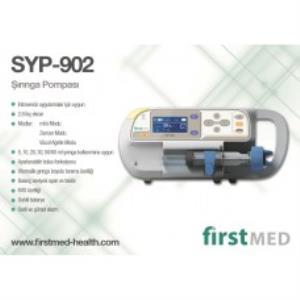 Şırınga Pompası Firstmed SYP-902