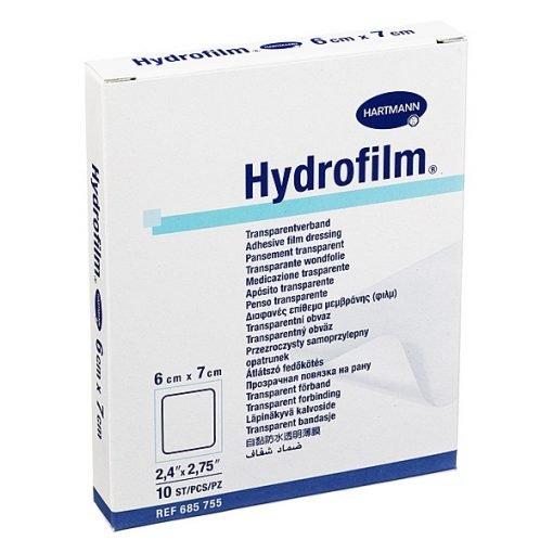 Su Geçirmez Emici Film Yara Örtüsü Paul Hartmann Hydrofilm 685755 6x7cm