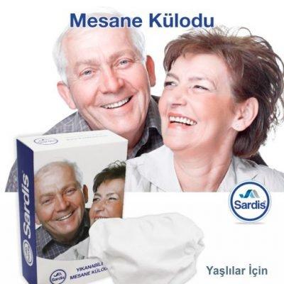 Yıkanabilir PVC Hasta Külodu Sardis XXXLarge 110-130kg