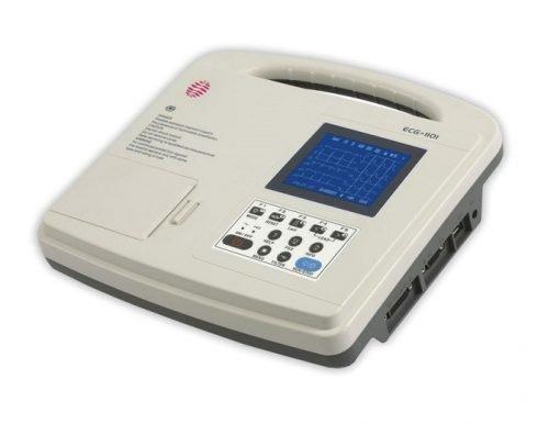 1 Kanallı EKG Cihazı Carewell 1101G