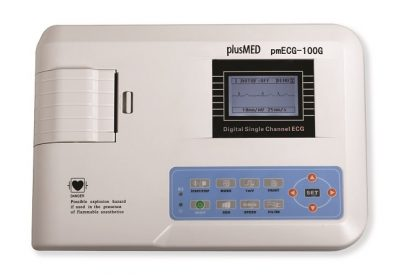 1 Kanallı EKG Cihazı Plusmed PMECG-100G