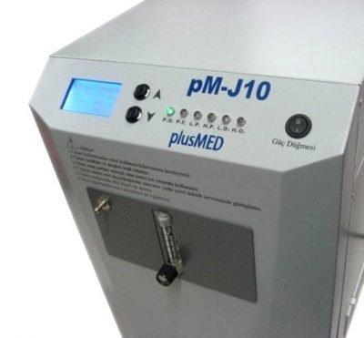 10L/dk Oksijen Konsantratörü Plusmed PM-J10