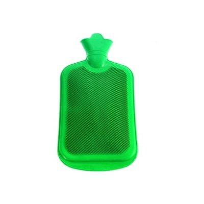 2000ml Kauçuk Sıcak Su Torbası Haiti KC-0001 Yeşil
