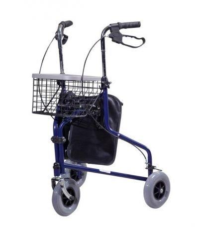 3 Tekerlekli Walker (Yürüteç) Medwelt TM-H 8027