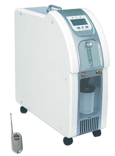 5L/dk Oksijen Konsantratörü Birmed 5F