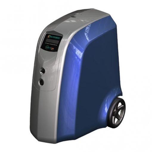 5L/dk Oksijen Konsantratörü Elmaslar Healthtime OC-5