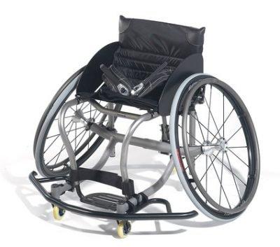 Aktif Adaptif Tekerlekli Sandalye Quickie Allcourt