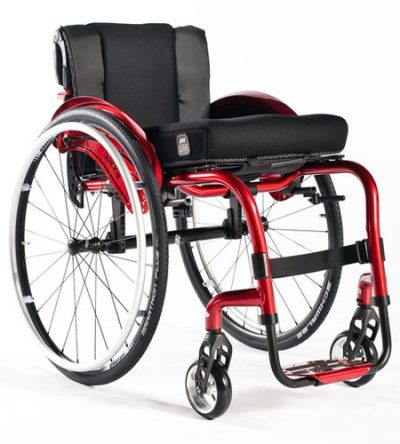 Aktif Adaptif Tekerlekli Sandalye Quickie Argon 2