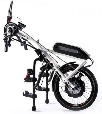 Aktif Adaptif Tekerlekli Sandalye Quickie Attitude Hybrid
