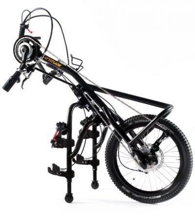 Aktif Adaptif Tekerlekli Sandalye Quickie Attitude Manual