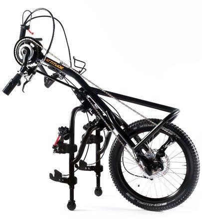 Tekerlekli Sandalye El Bisikleti Quickie Attitude Manual