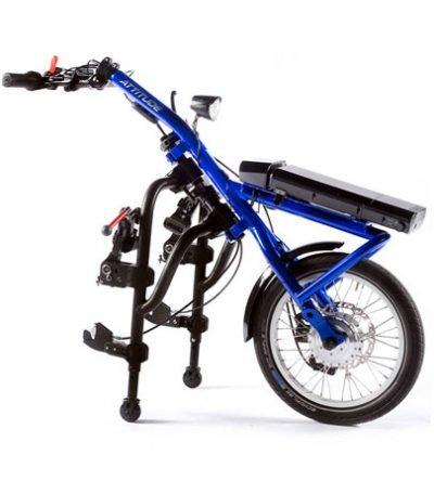 Aktif Adaptif Tekerlekli Sandalye Quickie Attitude Power