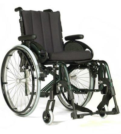 Aktif Adaptif Tekerlekli Sandalye Quickie Easy 160i