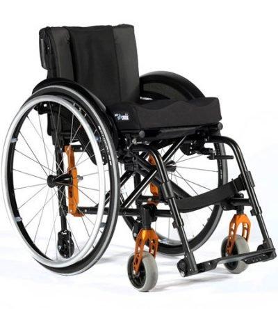 Aktif Adaptif Tekerlekli Sandalye Quickie Easy 200
