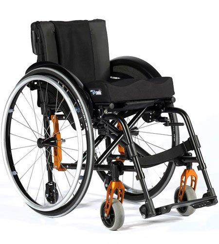 Yetişkin Manuel Tekerlekli Sandalye Quickie Easy 200