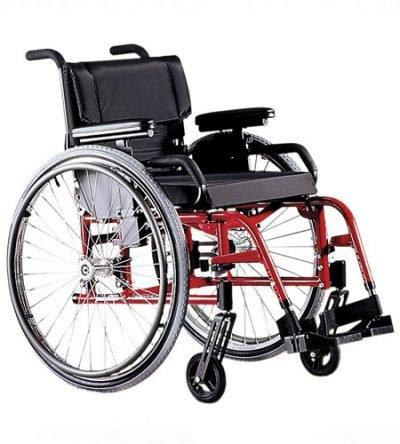 Aktif Adaptif Tekerlekli Sandalye Quickie GP/GPV