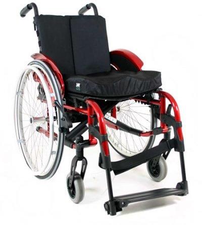 Aktif Adaptif Tekerlekli Sandalye Quickie Helix 2
