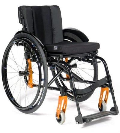 Aktif Adaptif Tekerlekli Sandalye Quickie Life