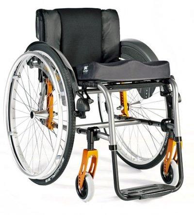 Aktif Adaptif Tekerlekli Sandalye Quickie Life R