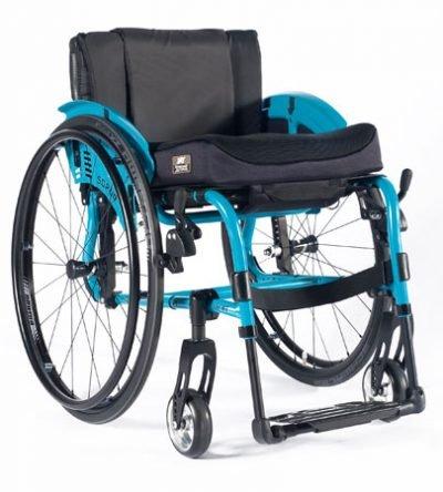 Aktif Adaptif Tekerlekli Sandalye Quickie Life RT