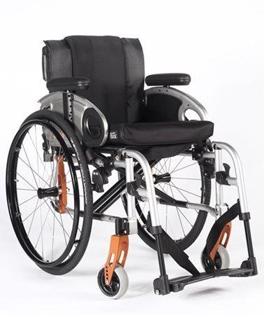 Aktif Adaptif Tekerlekli Sandalye Quickie Life Swing Away