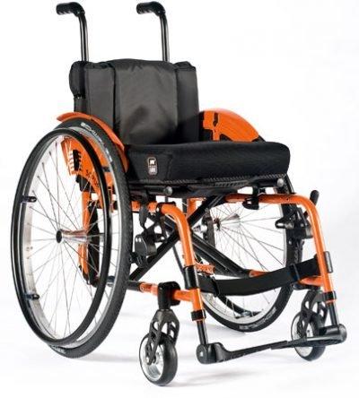 Aktif Adaptif Tekerlekli Sandalye Quickie Life T