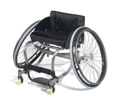 Aktif Adaptif Tekerlekli Sandalye Quickie Matchpoint