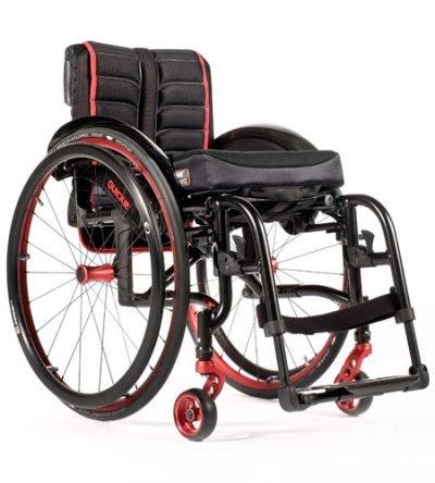 Aktif Adaptif Tekerlekli Sandalye Quickie Neon2