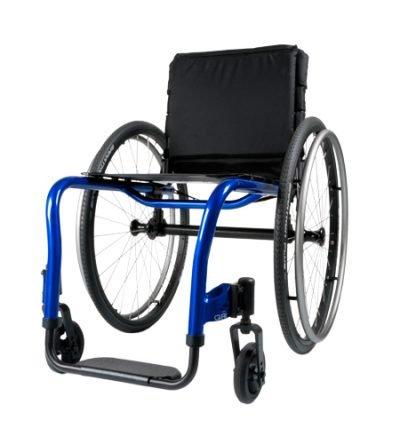 Aktif Adaptif Tekerlekli Sandalye Quickie QRi