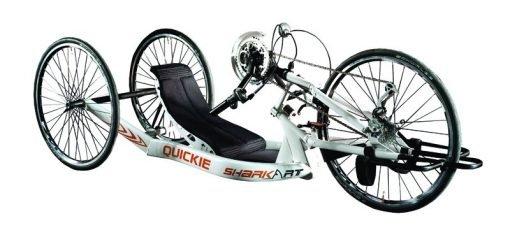 Sporcu Tekerlekli Sandalye Quickie Shark RT