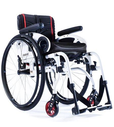 Yetişkin Manuel Tekerlekli Sandalye Quickie Xenon2 SA