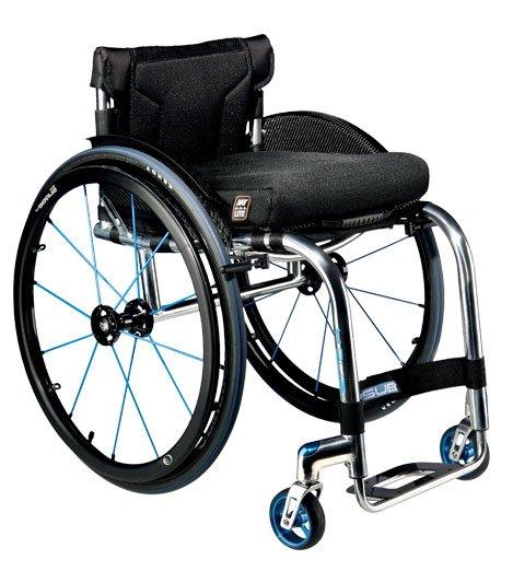 Aktif Adaptif Tekerlekli Sandalye RGK Tiga Sub4