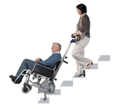 Merdiven İnme-Çıkma Cihazı AAT S-MAX
