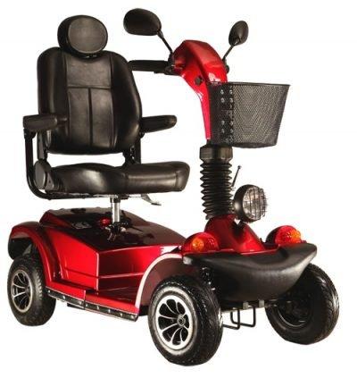 Yetişkin Akülü Scooter İMC 801