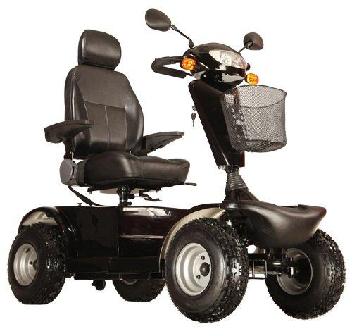 Akülü Scooter İMC 803
