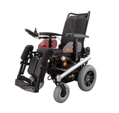 Akülü Tekerlekli Sandalye Bischoff Triplex