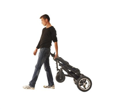 Akülü Tekerlekli Sandalye İMC 101S