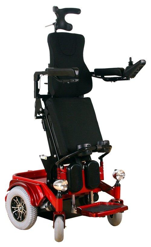 Yetişkin Akülü Tekerlekli Sandalye İMC 300