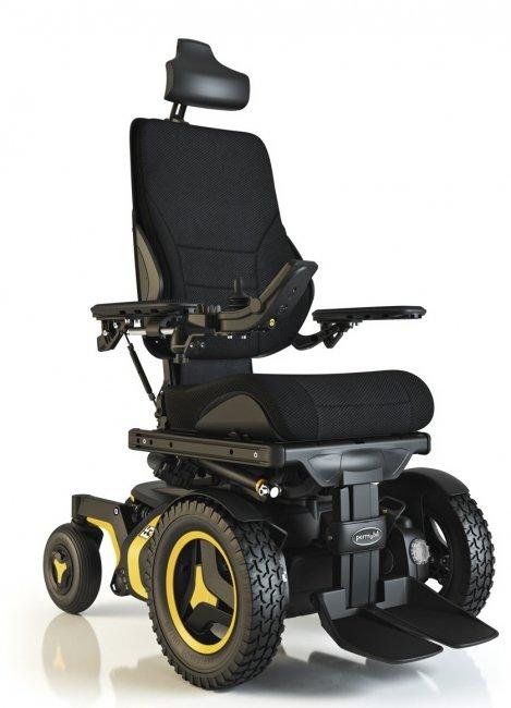 Yetişkin Akülü Tekerlekli Sandalye Permobil F5 Corpus