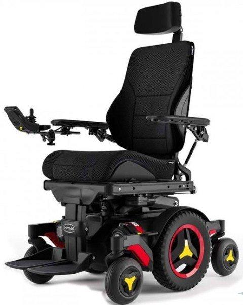 Akülü Tekerlekli Sandalye Permobil M3 Corpus
