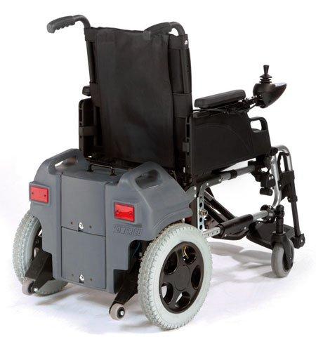 Yetişkin Akülü Tekerlekli Sandalye Quickie F16
