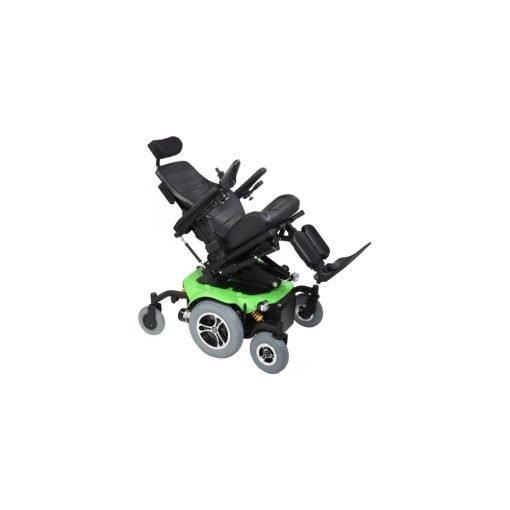 Akülü Tekerlekli Sandalye Wollex Mister TRL