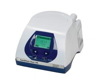 Bilevel S (BPAP S) Cihazı Healthc-air Sandman Duo