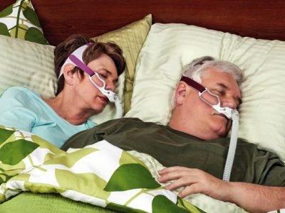 Burun Yastıkçıklı Maske Philips Respironics GoLife WOMEN