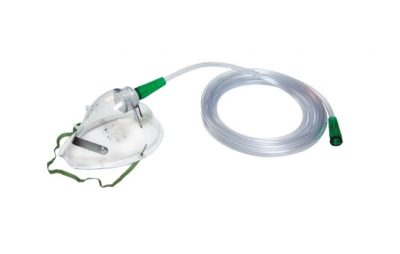 Çocuk Oksijen Maskesi Plasti-Med 130104